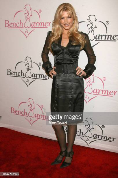 Brande Roderick during 1st Annual Benchwarmer Trading Cards' Holiday Party Toy Drive in Hollywood CA United States