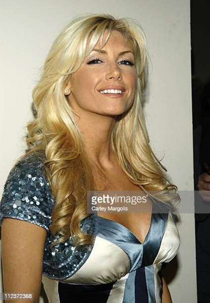 Brande Roderick during 2006 Big Apple Comic Book Art Toy and Horror Expo Press Reception at Penn Plaza Pavilion in New York City New York United...