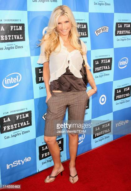 Brande Roderick during 2006 Los Angeles Film Festival Opening Night The Devil Wears Prada Premiere at Mann Village Theatre in Westwood California...