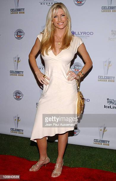 Brande Roderick during Celebrity Locker Room Presents An All Star Night at The Mansion at The Playboy Mansion in Los Angeles California United States