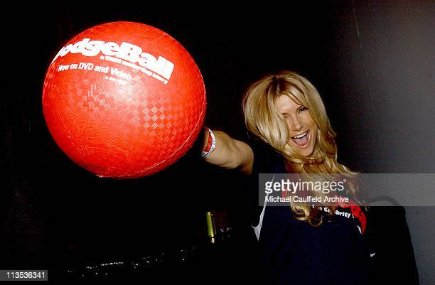 The Celebrity Tournament to Benefit The Elizabeth Glaser Pediatric Aids Foundation Inside at Hollywood Palladium in Los Angeles California United...