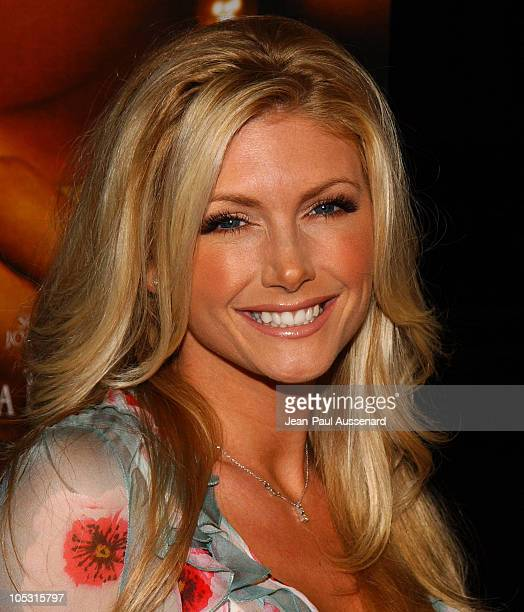 Brande Roderick during Girl With A Pearl Earring Los Angeles Premiere Arrivals at Academy of Motion Pictures Arts and Sciences in Beverly Hills...