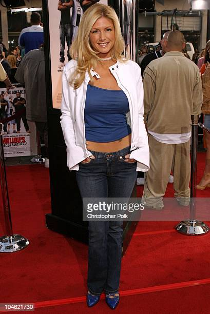 Brande Roderick during Malibu's Most Wanted Premiere at Graumans Chinese Theater in Hollywood CA United States