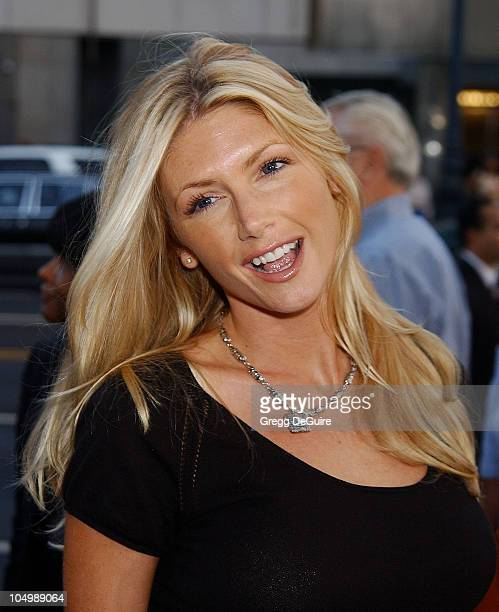 Brande Roderick during Serving Sara Premiere at Academy Theatre in Beverly Hills California United States
