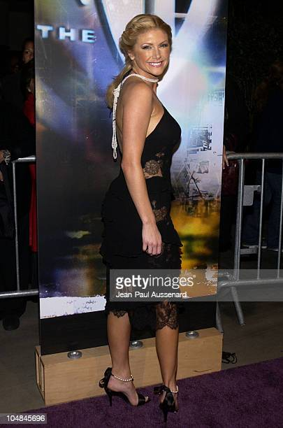 Brande Roderick during The WB Network AllStar Celebration Arrivals at The Highlands in Hollywood California United States
