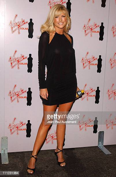 Brande Roderick during Virgin Cola at the Post MTV Movie Awards Party Arrivals at Fame in Hollywood California