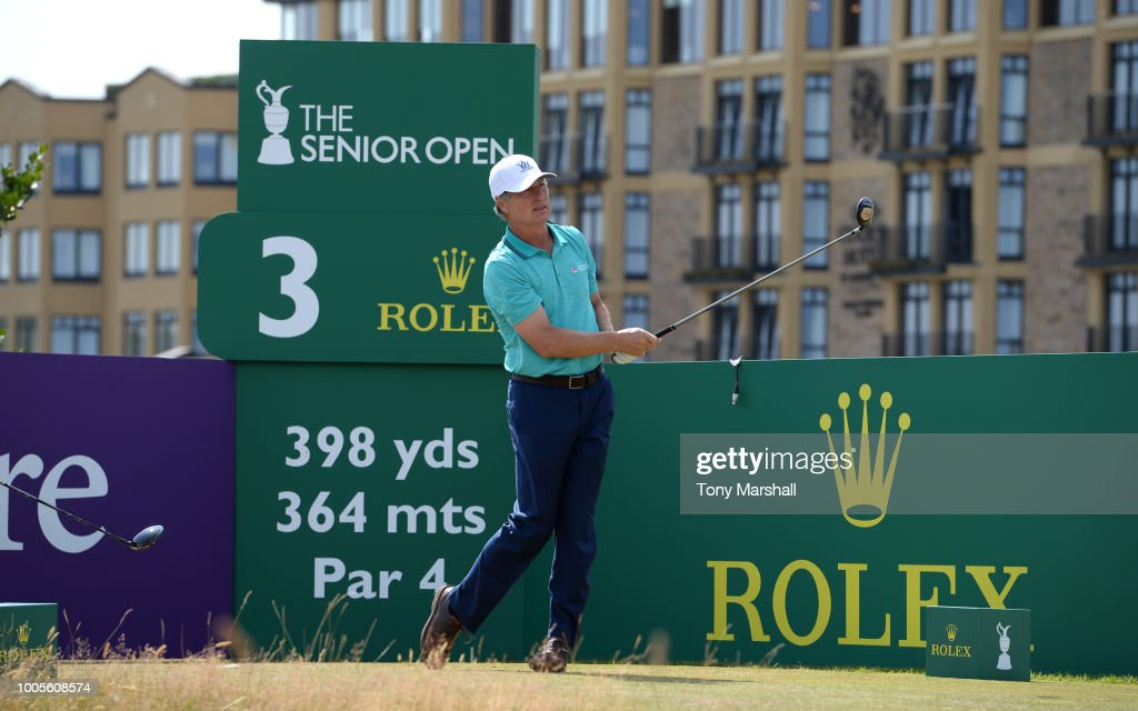 The Senior Open Championship - Day One : News Photo