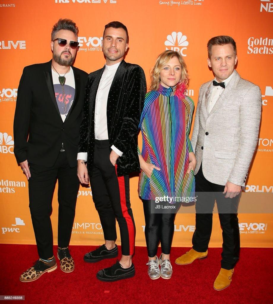 The Trevor Project's 2017 TrevorLIVE LA - Arrivals