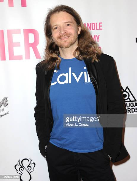 Branden Garrett arrives for a luncheon in honor of Mother's Day for the release of Pamela L Newton's 'A Candle For My Mother' held at Los Angeles...