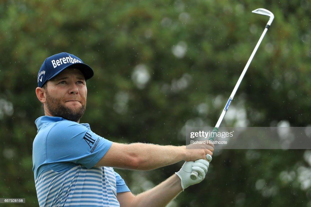 World Golf Championships-Dell Match Play - Round Three : News Photo