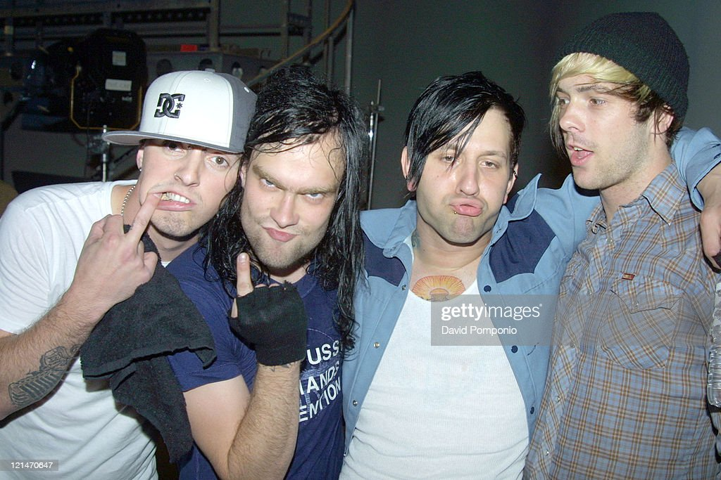 "The Used Visits Fuse's ""Daily Download"" - October 1, 2004"