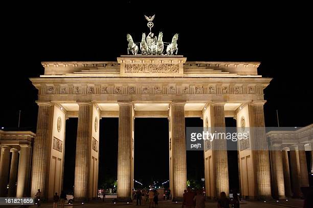 brandenburger tor, berlin - pejft stock pictures, royalty-free photos & images