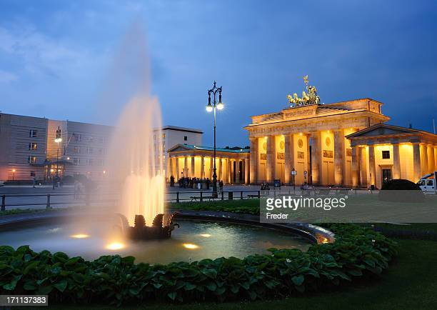 Brandenburger Tor-Berlin