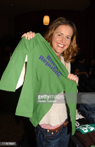 Brandi Chastain during Bravo's Celebrity Poker Showdown Talent Gift Lounge Produced by On 3 Productions Day 1 at The Palms Hotel and Casino in Las...