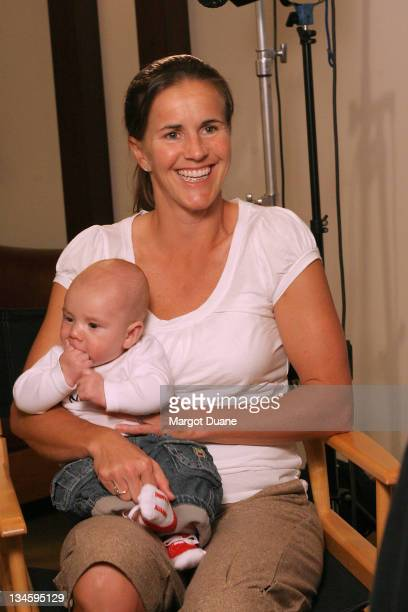 Brandi Chastain during Her Best Move Screening at Letterman Digital Arts Center in San Francisco California United States