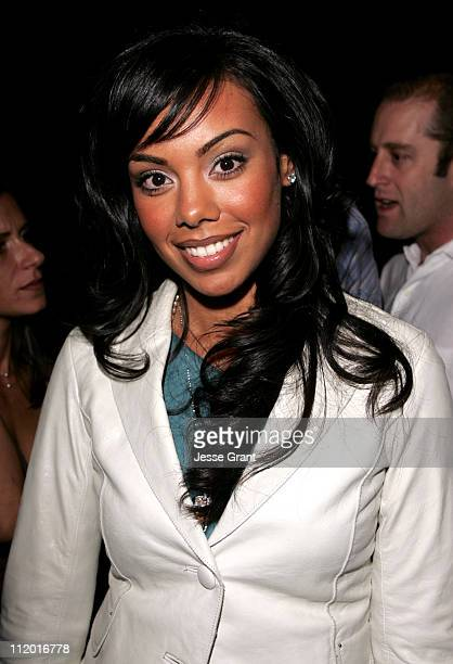 Brandi Garnett during TEEN VOGUE and Choice Calvin Klein Event at The Roxy at The Roxy in West Hollywood California United States