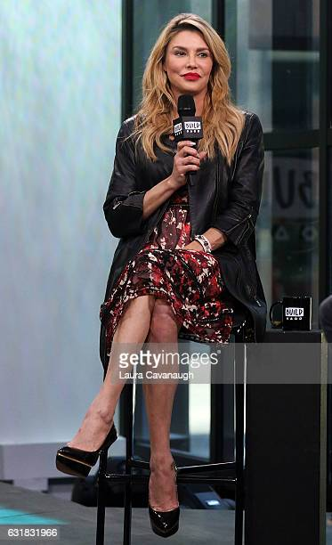 Brandi Glanville attends Build Series Presents to discuss My Kitchen Rules at Build Studio on January 16 2017 in New York City