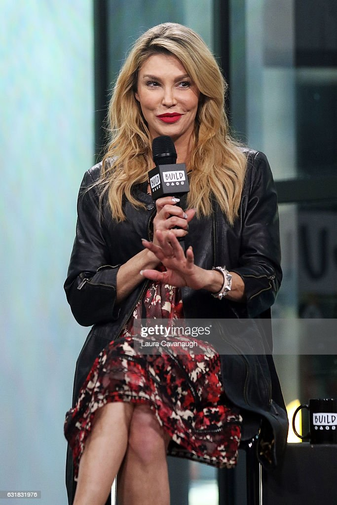 Brandi Glanville attends Build Series Presents to discuss 'My Kitchen Rules' at Build Studio on January 16, 2017 in New York City.