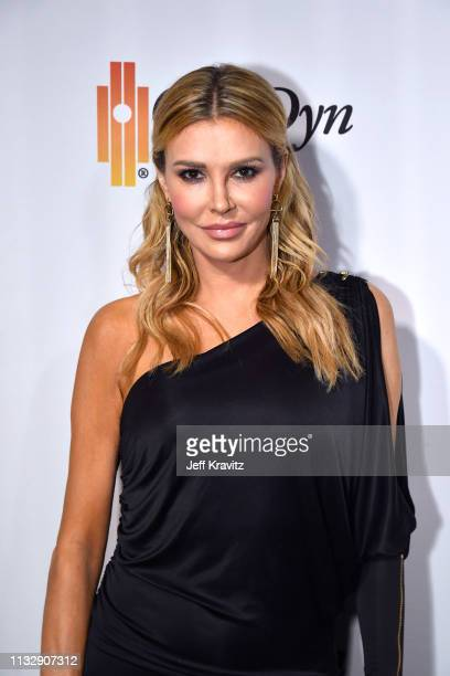 Brandi Glanville attends CytoDyn's Pro 140 Awareness Event for HIV and Cancer Prevention at The Roosevelt Hotel in Hollywood on February 28 2019 in...