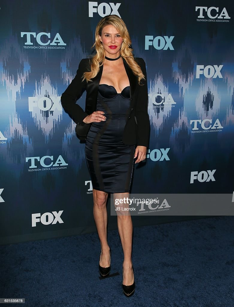 2017 Winter TCA Tour - FOX All-Star Party - Arrivals : News Photo
