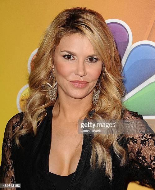 Brandi Glanville attends the NBCUniversal 2015 press tour at The Langham Huntington Hotel and Spa on January 16 2015 in Pasadena California