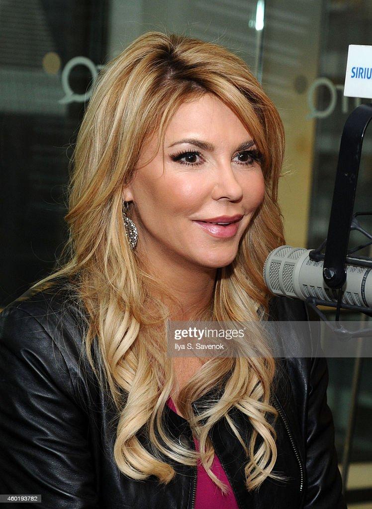 Celebrities Visit SiriusXM Studios - December 9, 2014 : News Photo