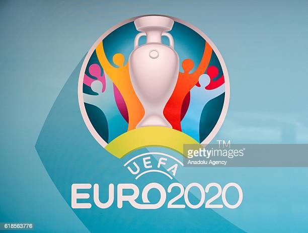 229 euro 2020 logo presentation photos and premium high res pictures getty images https www gettyimages com photos euro 2020 logo presentation