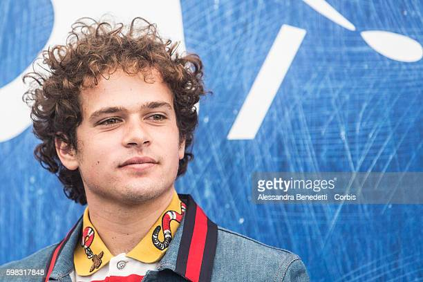 Brando Pacitto attends a photocall for 'L'Estate Addosso Summertime' during the 73rd Venice Film Festival at on September 1 2016 in Venice Italy