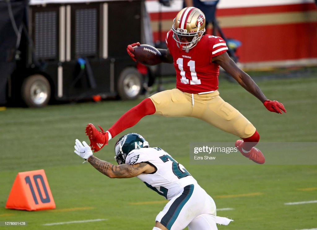 Philadelphia Eagles v San Francisco 49ers : News Photo