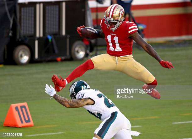 5 055 San Francisco 49ers V Philadelphia Eagles Photos And Premium High Res Pictures Getty Images