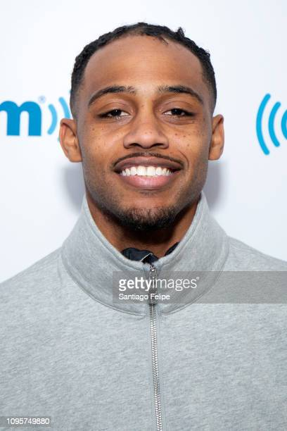 Brandon Armstrong visits SiriusXM Studios on January 17 2019 in New York City