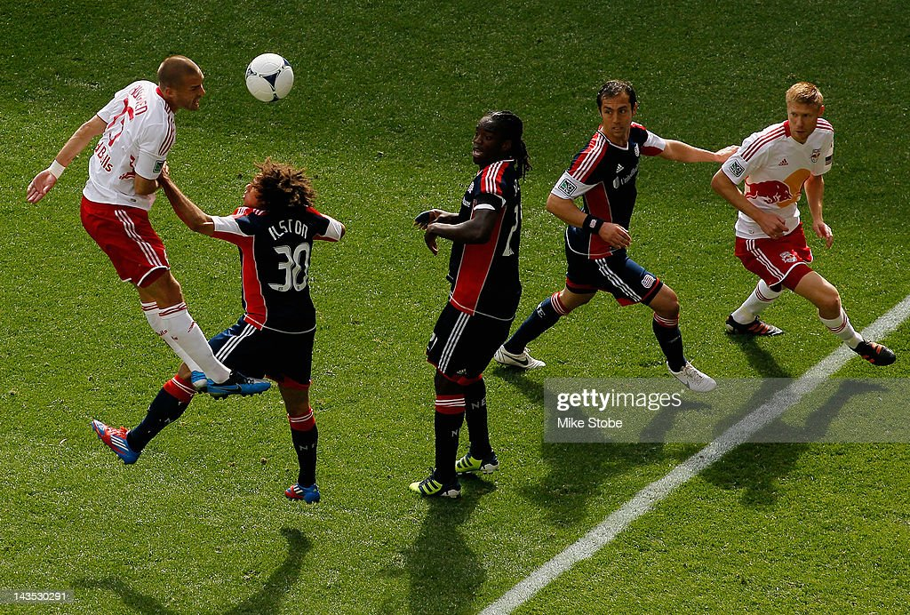 New England Revolution v New York Red Bulls