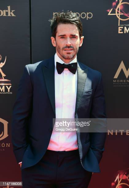 Brandon Beemer attends the 46th annual Daytime Emmy Awards at Pasadena Civic Center on May 05 2019 in Pasadena California