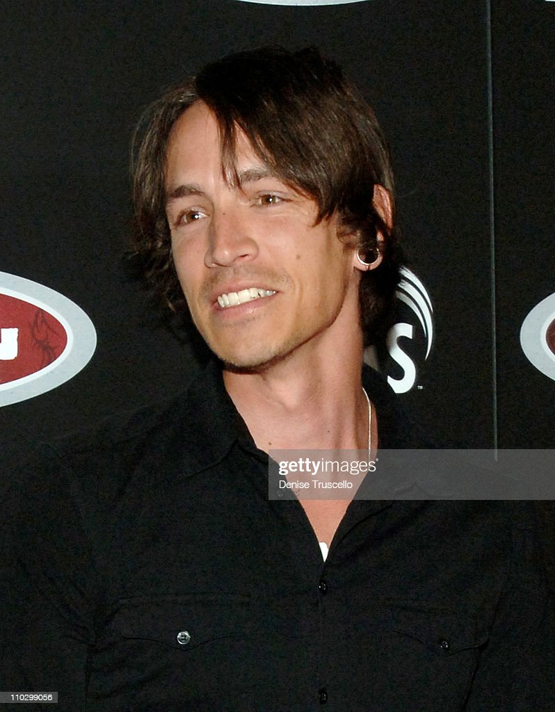 Brandon Boyd during Grand Opening of The Pearl at The Palms with Gwen Stefani in Concert - Red Carpet Arrivals at The Pearl at The Palms in Las Vegas, Nevada.