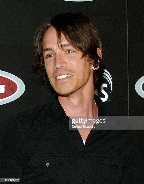 Brandon Boyd during Grand Opening of The Pearl at The Palms with Gwen Stefani in Concert Red Carpet Arrivals at The Pearl at The Palms in Las Vegas...