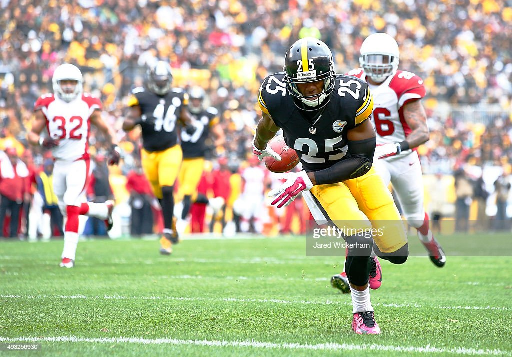 Arizona Cardinals v Pittsburgh Steelers : News Photo