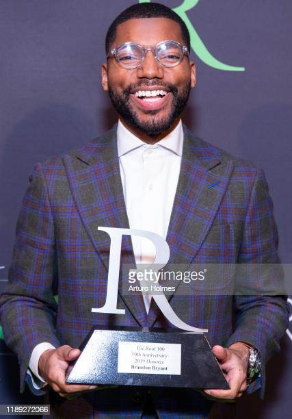 Brandon Bryant attends 2019 ROOT 100 Gala at The Angel Orensanz Foundation on November 21 2019 in New York City
