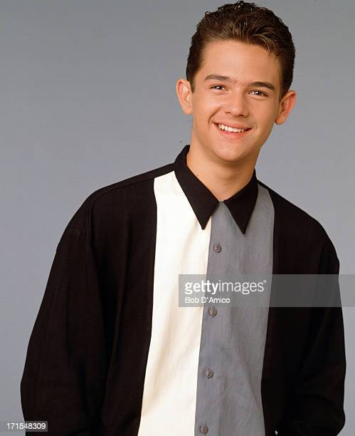 STEP Brandon Call portrays the cool JT in the comedy series airing on the Walt Disney Television via Getty Images Television Network BRANDON