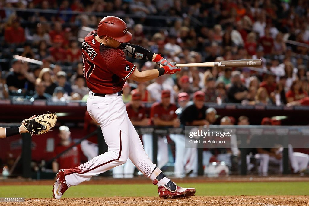 San Francisco Giants v Arizona Diamondbacks : News Photo