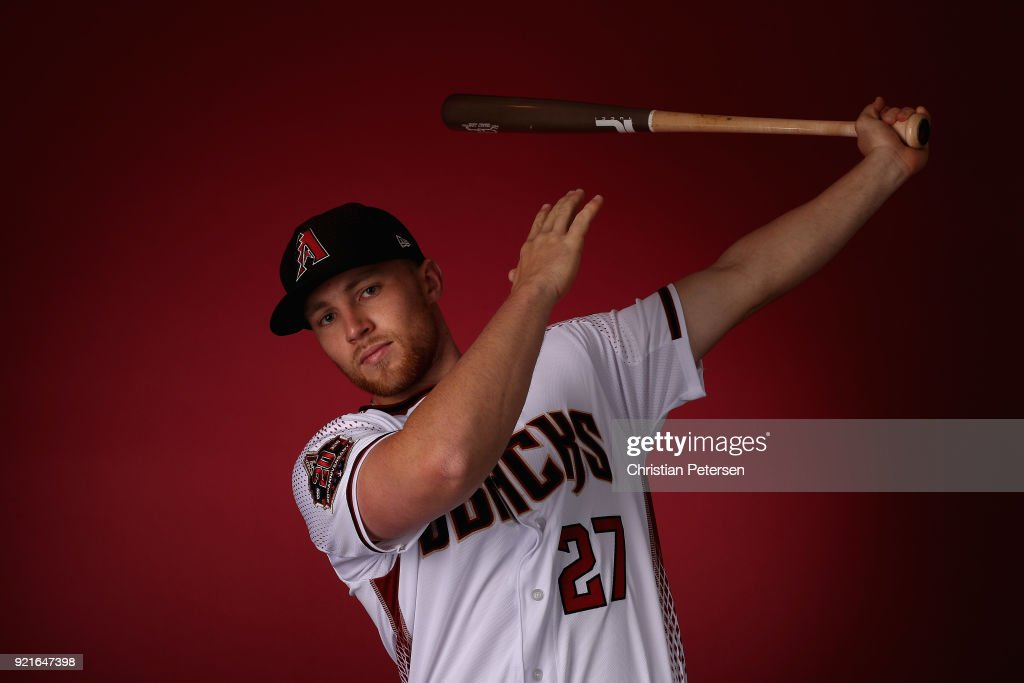 Arizona Diamondbacks Photo Day : Foto di attualità