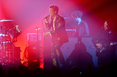 london england brandon flowers killers performs