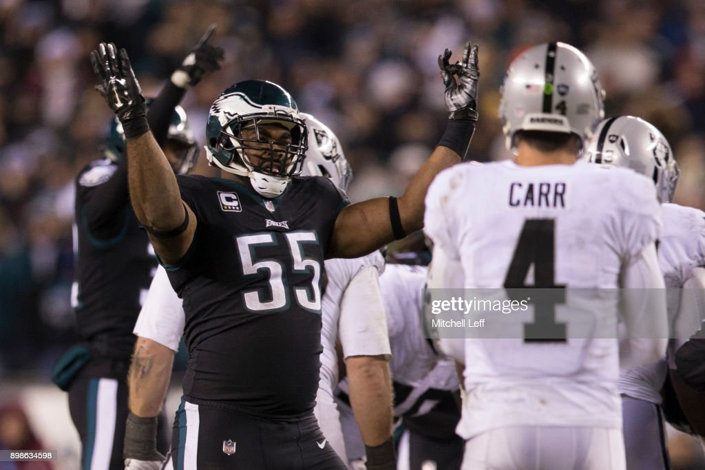 Oakland Raiders v Philadelphia Eagles