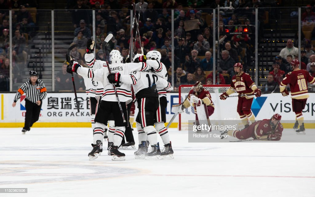 MA: 2019 Hockey East Championships - Final
