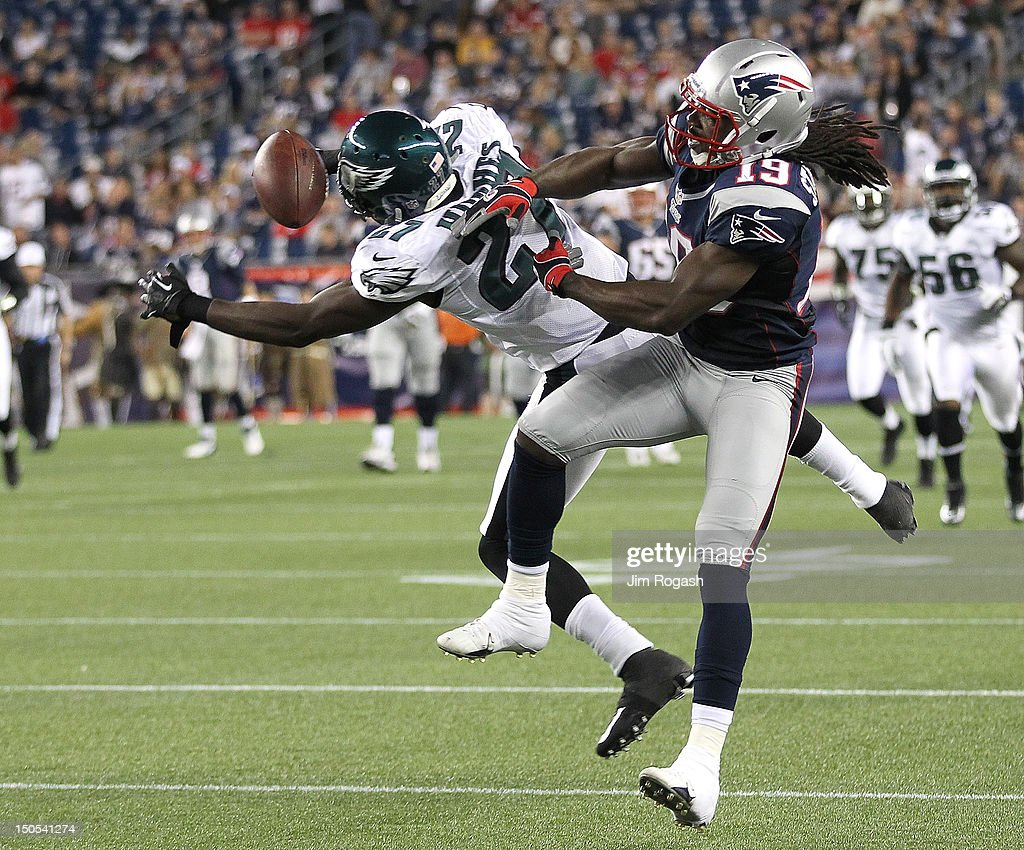 Philadelphia Eagles v New England Patriots