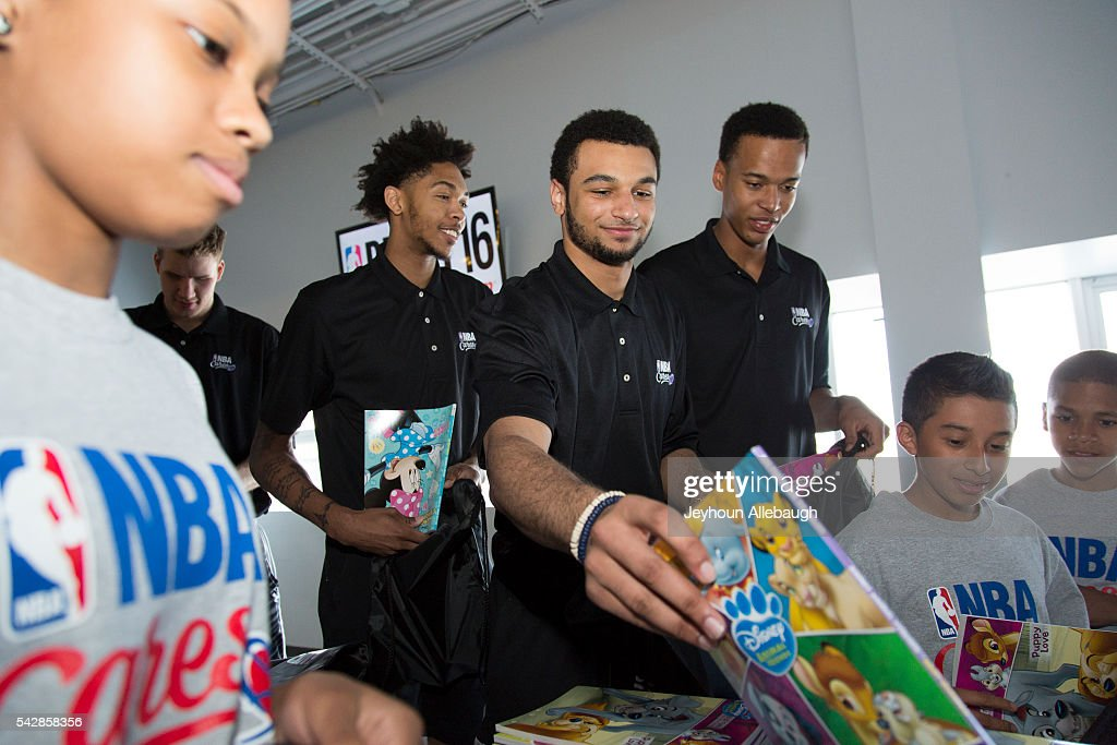 2015-16 NBA Cares Events
