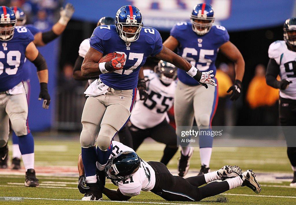 Jacksonville Jaguars vs  New York Giants : News Photo
