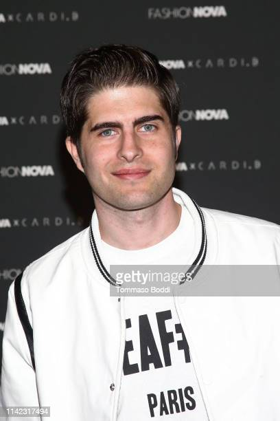 Brandon Jay arrives as Fashion Nova Presents Party With Cardi at Hollywood Palladium on May 8 2019 in Los Angeles California