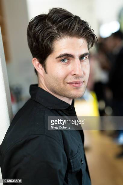 Brandon Jay attends the TAP The Artists Project Giveback Day on August 8 2018 in Los Angeles California