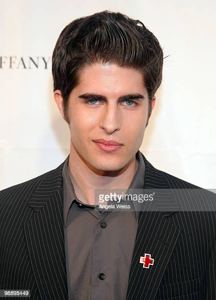 Brandon Jay attends the Tiffany Circle Society of Women Leaders' 'An Evening of Legendary Style' event at Tiffany Co on May 6 2010 in Beverly Hills...