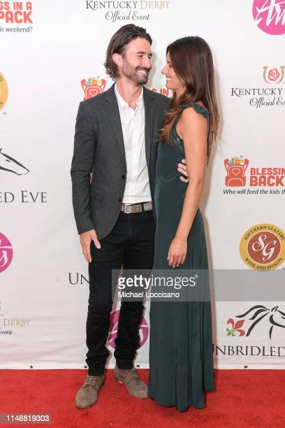 Brandon Jenner attends the 145th Kentucky Derby Unbridled Eve Gala at The Galt House Hotel Suites Grand Ballroom on May 03 2019 in Louisville Kentucky